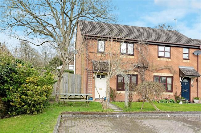 Guide Price £232,500, 2 Bedroom Terraced House For Sale in Aldbourne, SN8
