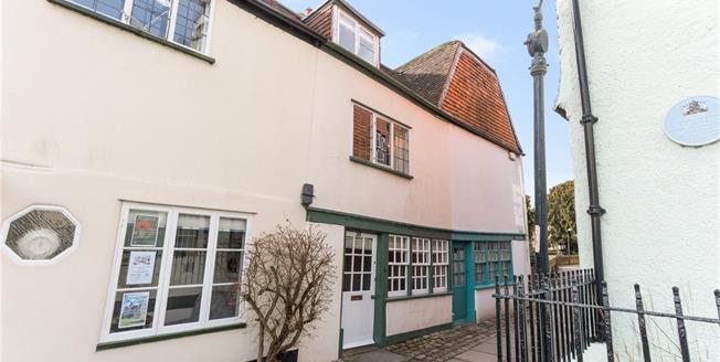 Guide Price £399,950, 3 Bedroom Terraced House For Sale in Marlborough, SN8