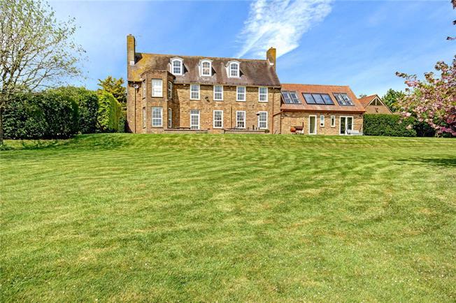 Guide Price £1,050,000, 6 Bedroom Detached House For Sale in Wroughton, SN4
