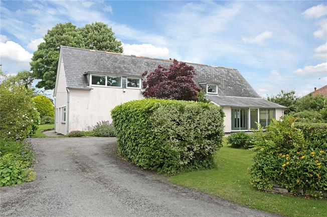 Guide Price £575,000, 4 Bedroom Detached House For Sale in Winterbourne Bassett, SN4