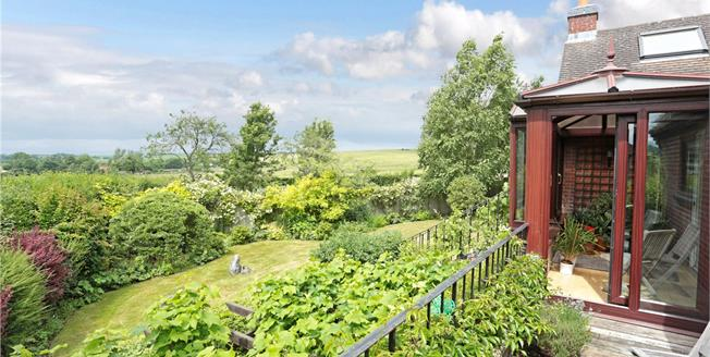 Guide Price £995,000, 5 Bedroom Detached House For Sale in Manton, SN8