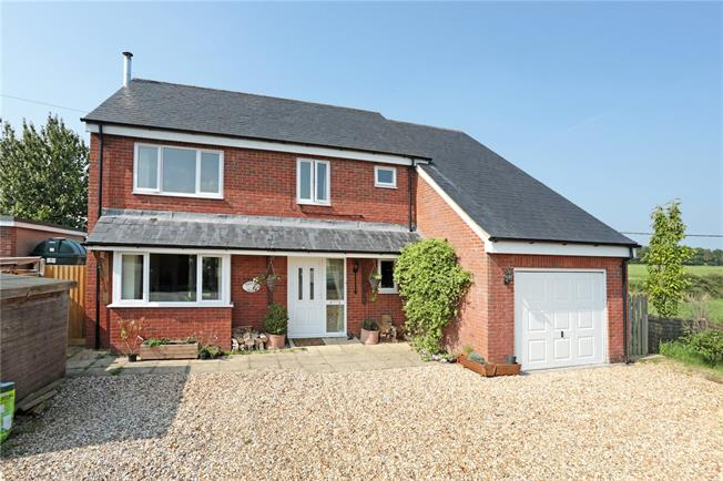 Offers in excess of £400,000, 5 Bedroom Detached House For Sale in Chirton, SN10