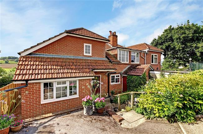 Guide Price £415,000, 4 Bedroom Semi Detached House For Sale in Mildenhall, SN8
