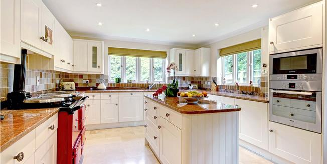 Guide Price £535,000, 4 Bedroom Detached House For Sale in Wiltshire, SN11