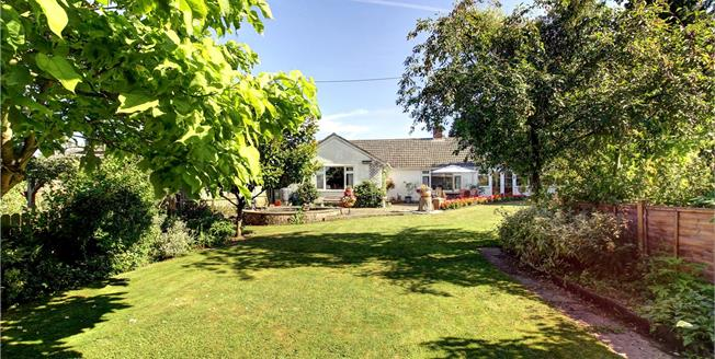 Guide Price £375,000, 2 Bedroom Bungalow For Sale in Wiltshire, SN9