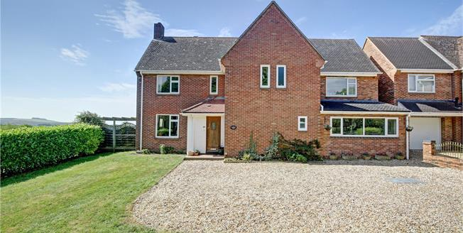 Guide Price £650,000, 4 Bedroom Detached House For Sale in Swindon, Wiltshire, SN4