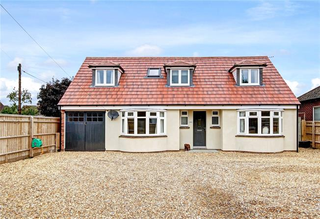 Guide Price £560,000, 4 Bedroom Detached House For Sale in Marlborough, SN8