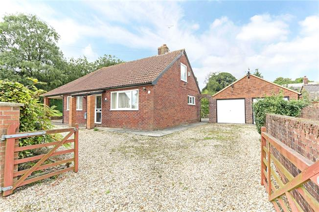 Guide Price £495,000, 4 Bedroom Bungalow For Sale in Marlborough, Wiltshire, SN8