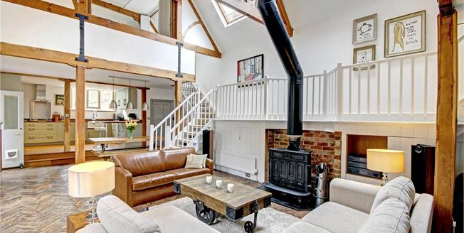 Offers in the region of £850,000, 5 Bedroom Semi Detached House For Sale in Marlborough, SN8