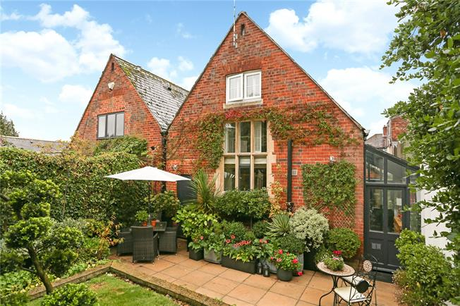 Guide Price £865,000, 5 Bedroom Semi Detached House For Sale in Marlborough, SN8