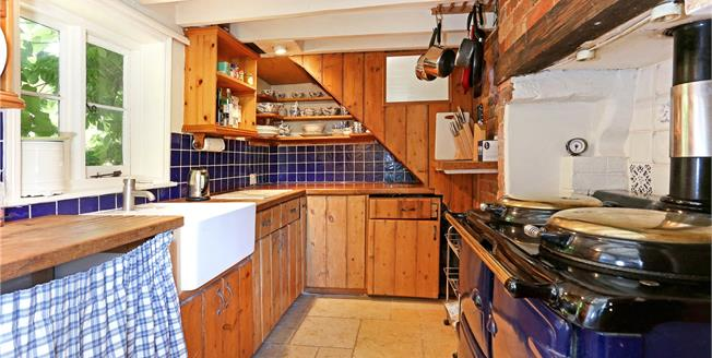 Guide Price £600,000, 3 Bedroom Detached House For Sale in Marlborough, Wiltshire, SN8