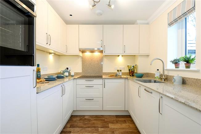 Guide Price £630,000, 2 Bedroom Flat For Sale in Marlborough, SN8