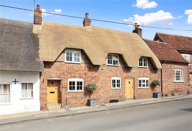 Guide Price £645,000, 3 Bedroom Semi Detached House For Sale in Marlborough, Wiltshire, SN8