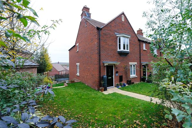 Guide Price £525,000, 4 Bedroom Semi Detached House For Sale in Marlborough, SN8