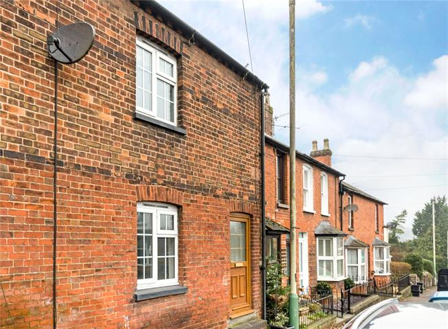 Guide Price £260,000, 2 Bedroom Terraced House For Sale in Marlborough, SN8
