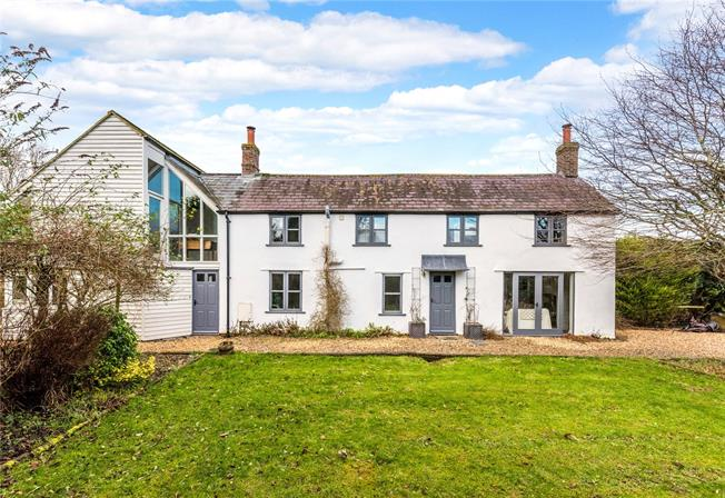 Offers in excess of £800,000, 4 Bedroom Detached House For Sale in Yatesbury, SN11