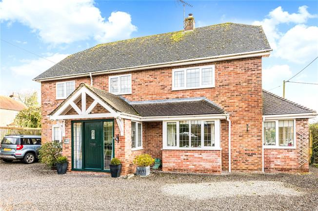 Guide Price £650,000, 3 Bedroom Detached House For Sale in Wiltshire, SN8
