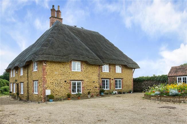Guide Price £825,000, 5 Bedroom Detached House For Sale in Sandy Lane, SN15