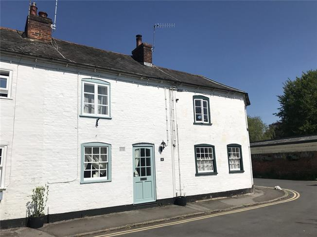 Guide Price £210,000, 1 Bedroom Terraced House For Sale in Marlborough, SN8