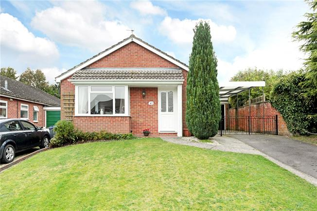 Guide Price £340,000, 2 Bedroom Bungalow For Sale in Wiltshire, SN8