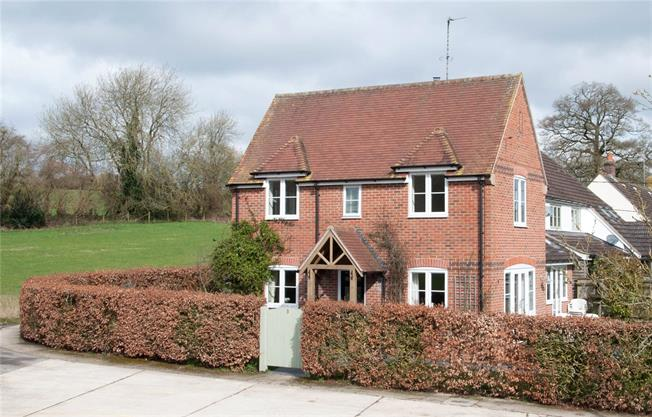 Guide Price £495,000, 4 Bedroom Semi Detached House For Sale in Wootton Rivers, SN8