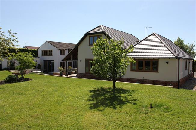 Guide Price £1,250,000, 7 Bedroom Detached House For Sale in Swindon, Wiltshire, SN4