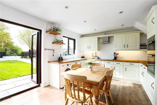 Guide Price £360,000, 3 Bedroom Semi Detached House For Sale in All Cannings, SN10