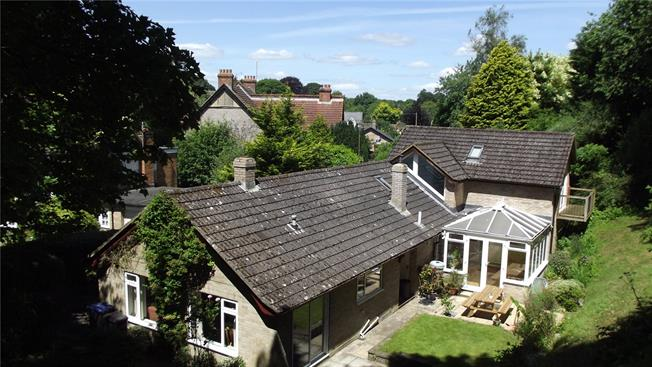 Guide Price £500,000, 4 Bedroom Detached House For Sale in Collingbourne Ducis, SN8