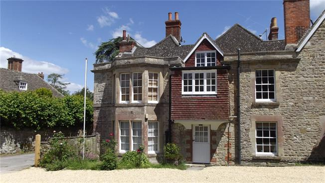 Guide Price £650,000, 4 Bedroom Semi Detached House For Sale in Swindon, Wiltshire, SN4