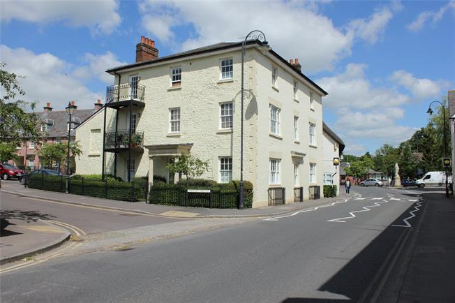 Guide Price £160,000, 1 Bedroom Flat For Sale in Pewsey, SN9
