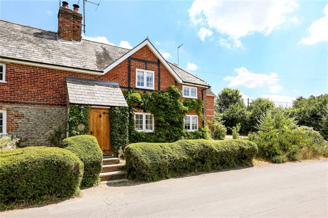 Offers in excess of £425,000, 3 Bedroom Semi Detached House For Sale in Woodborough, SN9