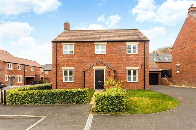 Guide Price £450,000, 4 Bedroom Detached House For Sale in Marlborough, SN8