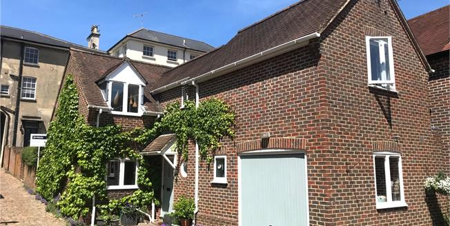 Guide Price £635,000, 3 Bedroom Detached House For Sale in Marlborough, SN8