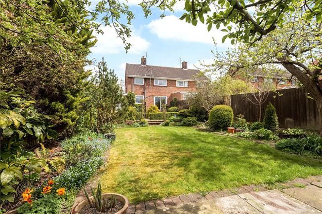 Guide Price £260,000, 2 Bedroom Terraced House For Sale in Wiltshire, SN8