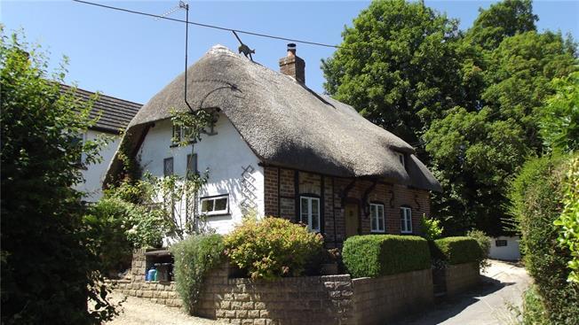 Guide Price £350,000, 2 Bedroom Detached House For Sale in Kepnal, SN9