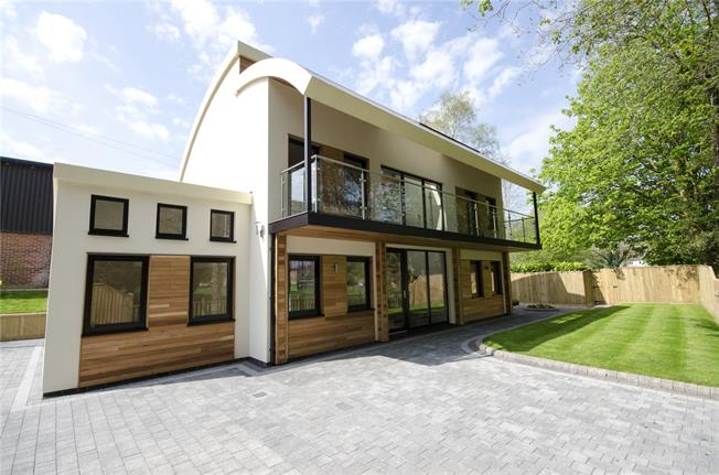 Offers in excess of £800,000, 5 Bedroom Detached House For Sale in Marlborough, SN8