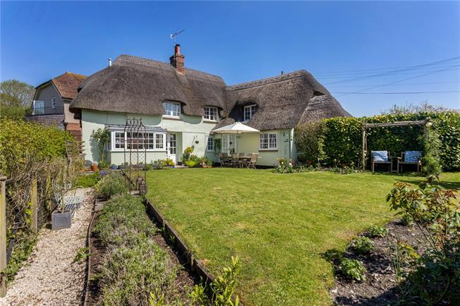 Offers in excess of £525,000, 3 Bedroom Detached House For Sale in East Chisenbury, SN9