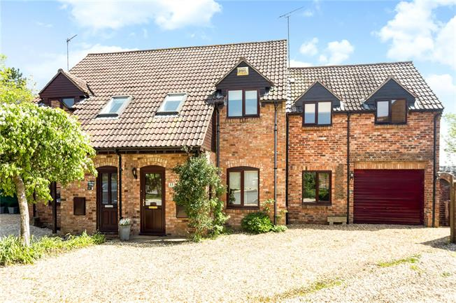 Guide Price £440,000, 4 Bedroom Garage For Sale in All Cannings, SN10
