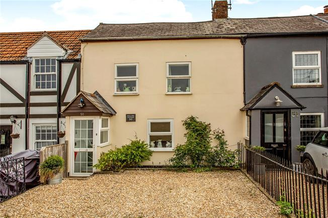 Guide Price £270,000, 2 Bedroom Terraced House For Sale in Wiltshire, SN4