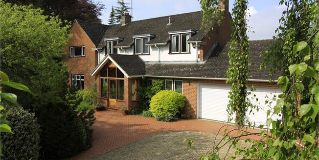 Guide Price £825,000, 5 Bedroom Detached House For Sale in Devizes, Wiltshire, SN10