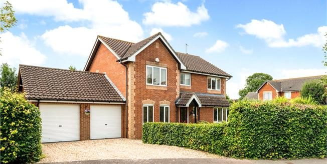 Offers in excess of £485,000, 4 Bedroom Detached House For Sale in Devizes, Wiltshire, SN10