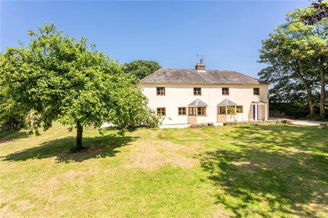 Guide Price £1,150,000, 5 Bedroom Detached House For Sale in Marlborough, Wiltshire, SN8