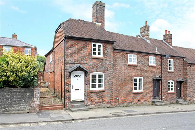 Guide Price £300,000, 2 Bedroom Semi Detached House For Sale in Wiltshire, SN8