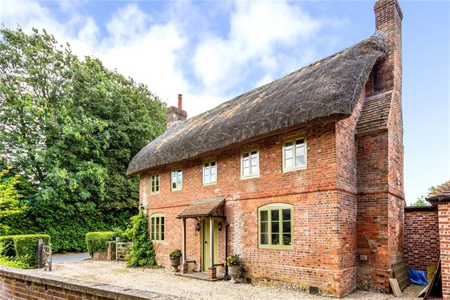 Offers in excess of £850,000, 4 Bedroom Detached House For Sale in Marlborough, Wiltshire, SN8