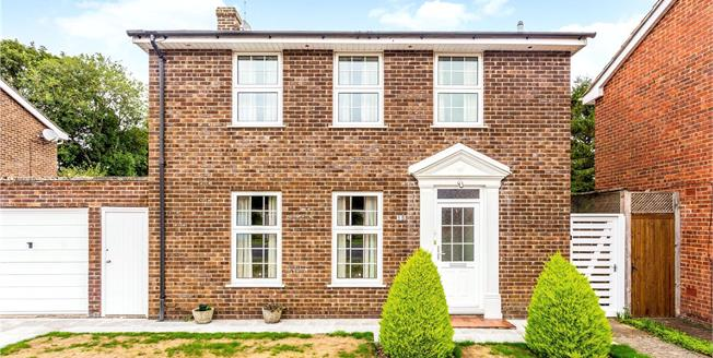 Guide Price £500,000, 3 Bedroom Detached House For Sale in Marlborough, SN8