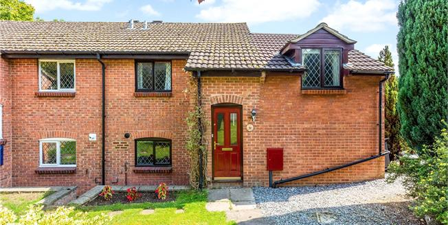 Guide Price £350,000, 4 Bedroom Semi Detached House For Sale in Marlborough, SN8