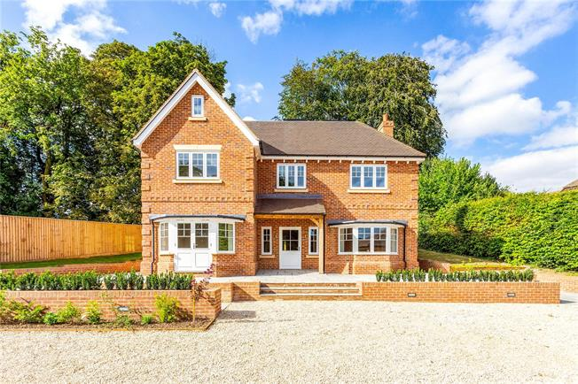 Guide Price £1,400,000, 5 Bedroom Detached House For Sale in Wiltshire, SN8