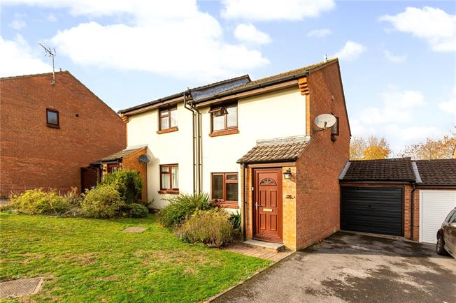Guide Price £250,000, 2 Bedroom Semi Detached House For Sale in Marlborough, SN8