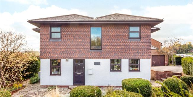Offers in excess of £550,000, 5 Bedroom Detached House For Sale in Lower Fyfield, SN8