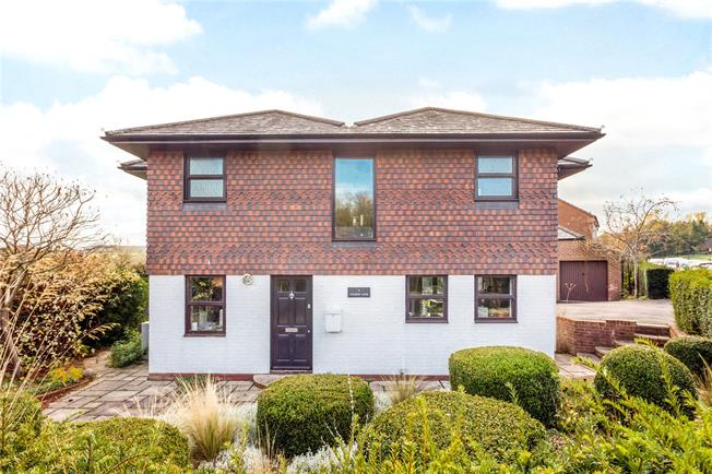Offers in excess of £600,000, 5 Bedroom Detached House For Sale in Lower Fyfield, SN8